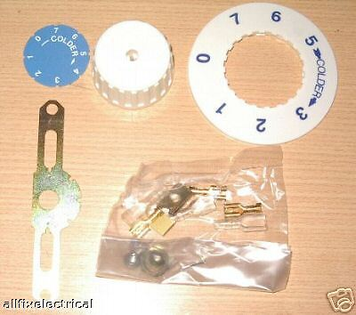 Ranco Universal Two Door Cyclic Defrost Refrigerator Thermostat Kit - RF082, VT9 4