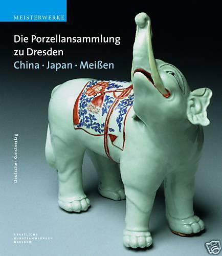 Fachbuch Seltenes altes Meissner Porzellan in Dresden, neues Buch, viele Infos