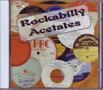 V.A. - ROCKABILLY ACETATES - Buffalo Bop 55084 50s Rock