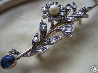 Acanthus Antique Jewellery