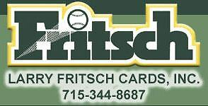 Larry Fritsch Cards