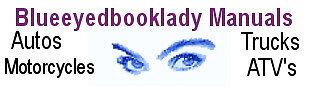 Blueeyedbooklady Automotive Manuals