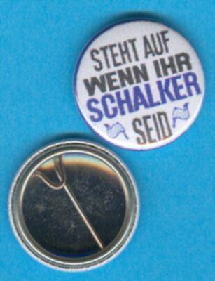 Button Steht Auf Wenn Ihr Schalker Seid Kult Neu Ebay