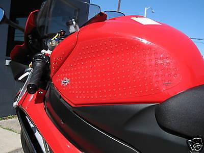 Suzuki GSXR1000 Stomp Grip schwarz 2007-08 GSX-R1000 WVCL