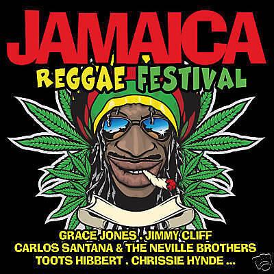 CD Jamaica Reggae Festival von Various Artists