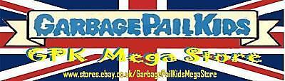 GARBAGE PAIL KIDS MEGA STORE