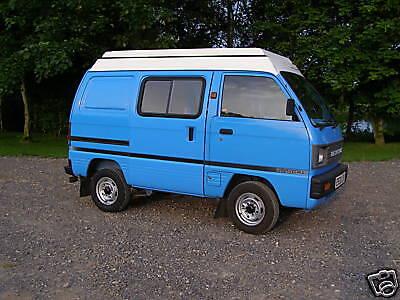 Bedford Rascal Suzuki Van spares