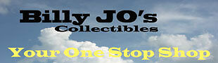 Billy JO'S Collectibles